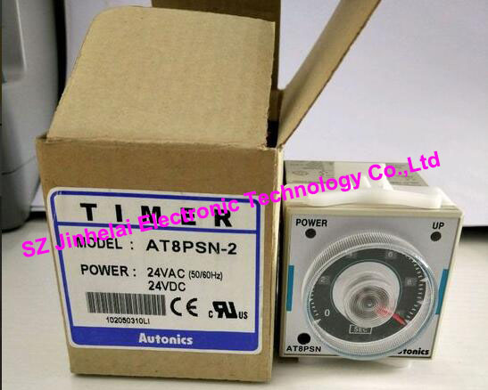 все цены на AT8PSN-2   New and original   AUTONICS   24VAC /24VDC онлайн