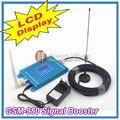 Жк-дисплей! Gsm 900 мГц мобильного телефона GSM980 усилитель сигнала, Повторитель сигнала gsm, Сотовый телефон усилитель с кабелем + антенна