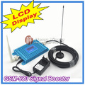 LCD Display !!! GSM 900Mhz Mobile Phone GSM980 Signal Booster , GSM Signal Repeater , Cell Phone Amplifier With Cable + Antenna