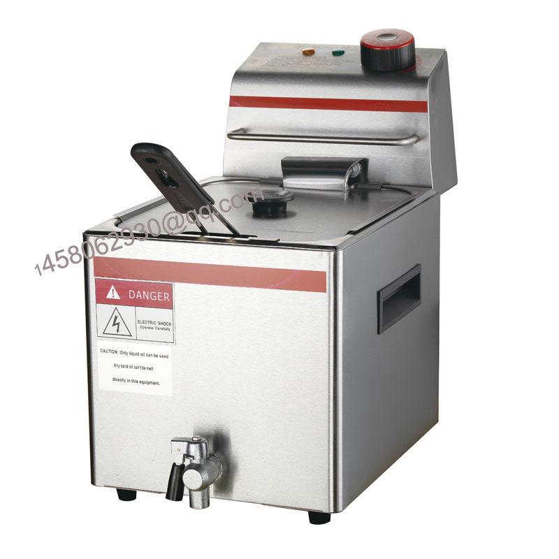 CE approved Professional manufacturing commercial electric deep fryers CE approved Professional manufacturing commercial electric deep fryers