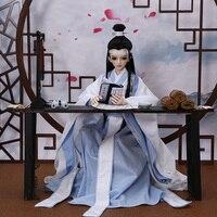 New arrival Hua Xi SD BJD Doll 70cm Fairyland Iplehouse Fashion Male Body Gift AS