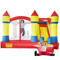 YARD Inflatale Bounce House Mini Tranpoline Jumping Castle for Kids Backyard Slide with Blower