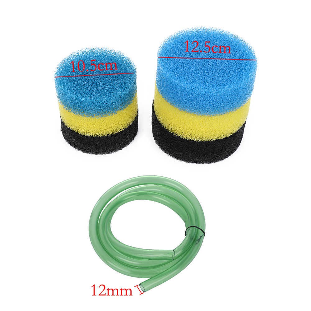 HW-602B/HW-603B Water Inflow Outflow Tube Aquarium Parts Aquarium External Canister Filter Outlet Cleaner Accessories