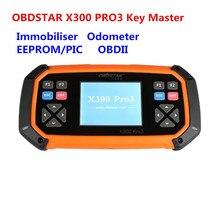 2016 OBDSTAR X300 PRO3 Key Master with Immobiliser + Odometer Adjustment +EEPROM/PIC+OBDII Update Online
