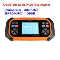 2019 OBDSTAR X300 PRO3 Key Master Standard Configuration with Immobiliser + Odometer Adjustment +EEPROM/PIC+OBDII Update Online