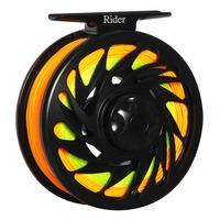 Brand Fishing Spinning Fly Reel Saltwater High profile Upscale Boutique Pesca 9/10WT abu Fly fishing reels