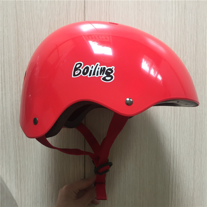 BOILING Extreme Sports Longboard Helmet Protective Helmet Professional Rider Helment-in Skate Board from Sports & Entertainment
