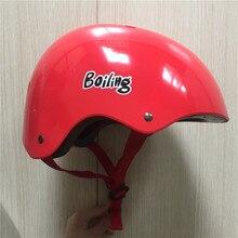 Hirviendo deportes extremos casco de Longboard casco protector piloto profesional Helment