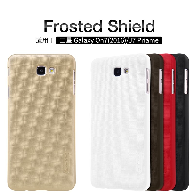 wholesale dealer 91e55 5bd4b US $7.99 |Nillkin Simple Stylish Super Frosted Shield Case with  environmental PC materials For Samsung Galaxy J7 Prime Phone Back Cover on  ...