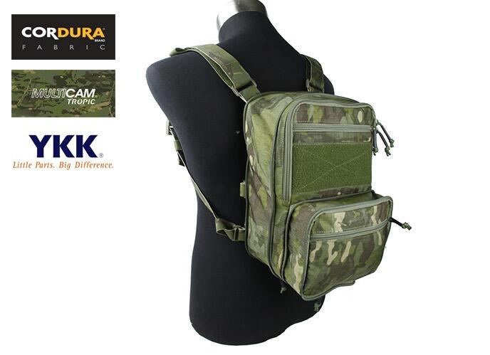 ФОТО TMC 410 Flatpack Multipurpose MOLLE Utility Backpack Multicam Tropic+Free shipping(SKU12050885)