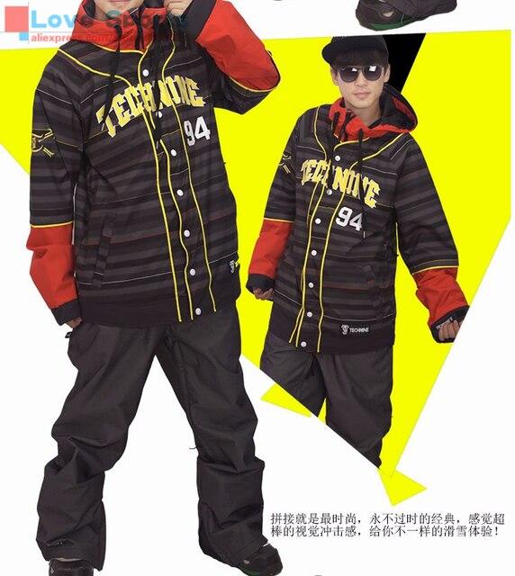 Cheap Newest High Quality New Style Ski Men Jacket Outdoor Climbing Clothes Fashion Snowboarding Sports Coat Winter Ski Jacket