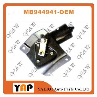 フロント右ヘッドライトワイパーモーター用fitmitsubishiパジェロnj nk v33 6g74 3.5l v6 24ボルトMB944941 1993-1997