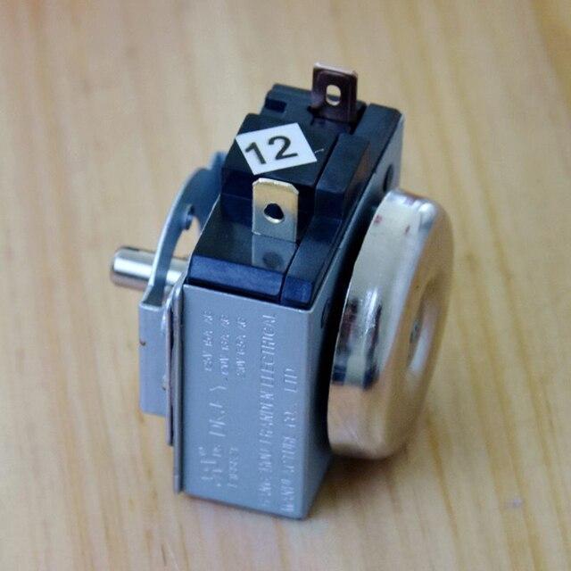 1pc DKJ-Y 30/60/90 minut 15A opóźnienie przełącznik czasowy do elektronicznego kuchenki mikrofalowej piekarnik/timer z dzwonkiem S08