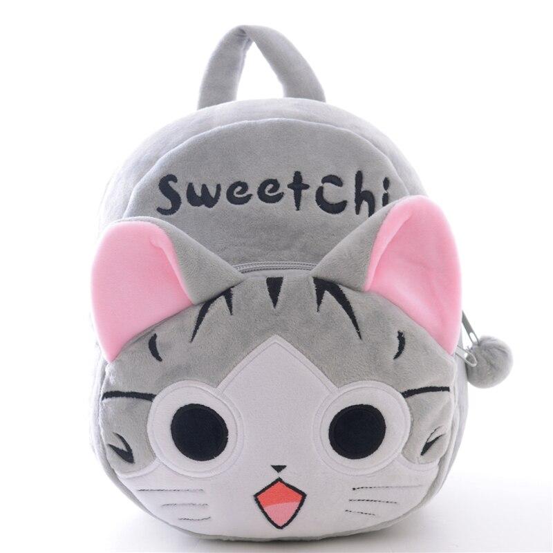 Lovely-Plush-Backpacks-Cartoon-Chis-Cat-Plush-Flip-open-Cover-Kindergarten-Backpack-for-Gifts-Soft-Bag-for-Children-Kids-Girls-1