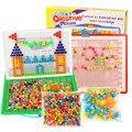 Творческий 296/гриб формы сочетание умственного развития детей головоломки дошкольное образование игрушки подарки