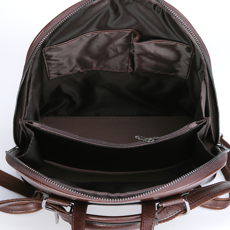 HTB1FF7oR7voK1RjSZFwq6AiCFXao 2019 Women Leather Backpacks For Girls Sac a Dos School Backpack Female Travel Shoulder Bagpack Ladies Casual Daypacks Mochilas