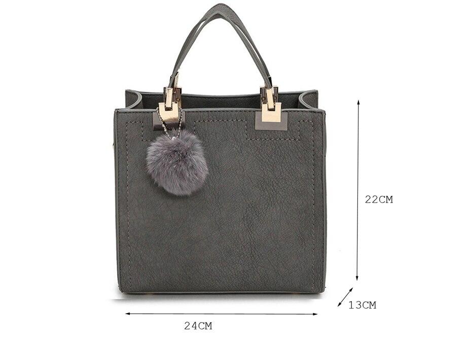 sac à main de haute qualité en cuir PU