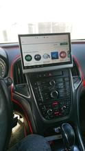 Navirider Android 10 reproductor de Radio para coche para Opel Astra J 2011 2014 gps para coche unidad Multimedia aux apoyo cámara y dirección
