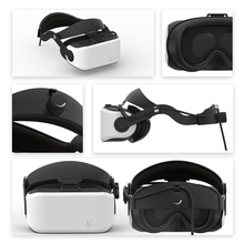 VIULUX V8 VR Helmet 3D VR Glasses Headset Game Movie Virtual Reality Headset PC Connected Head-mounted Display 2560X1440 73Hz