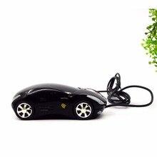 Модный проводной 3d usb-носитель в форме автомобиля оптическая игровая мышь для ПК ноутбука Компьютерная Высококачественная игровая мышь креативная видеоигра мышь