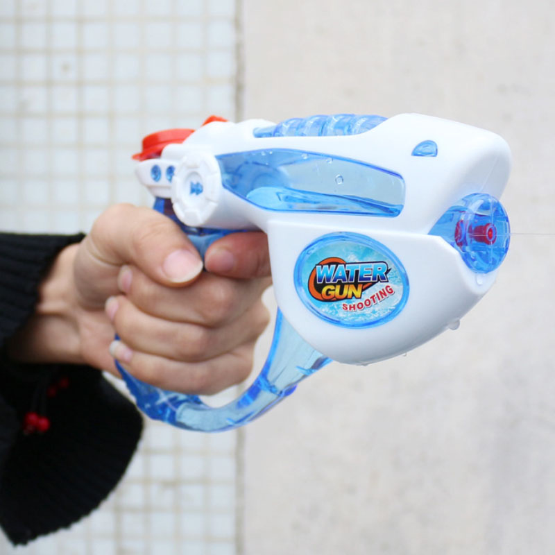 Water Gun Pistol Toy For Kids Adult Squirt Toy Party Outdoor Beach Sand