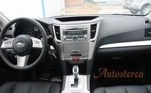 7 дюймов Оперативная память 2 г Android 7.1 двойной din WI-FI SatNav автомобиля GPS навигации стерео блок для Subaru Legacy Outback 2009-2014