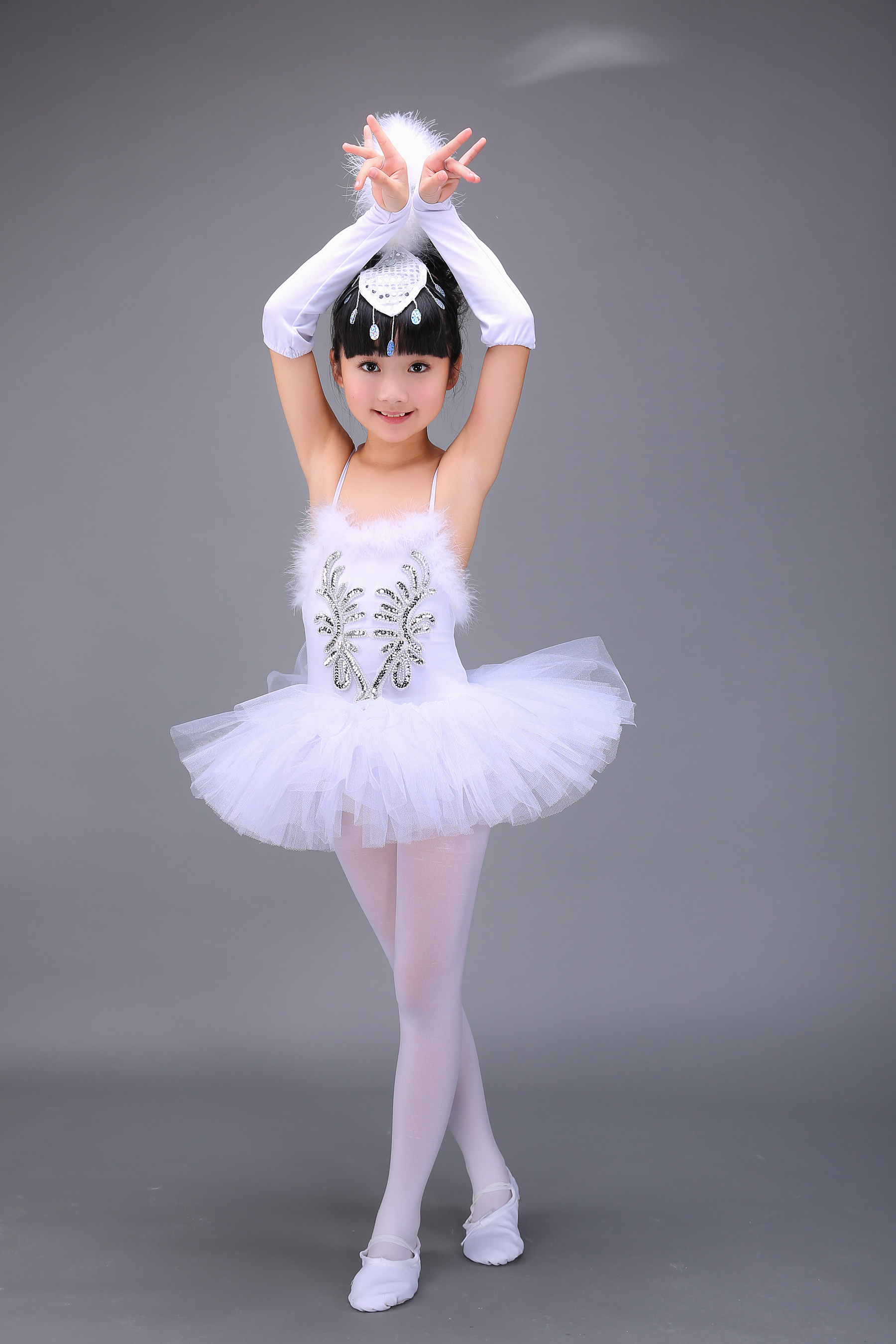 Hot Selling 100 160Cm Ballet Dress Leotard Stage -2568