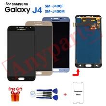 Для samsung J4 SM-J400 Дисплей ЖК Экран Замена для samsung Galaxy J4 SM-J400F/DS SM-J400M/DS Дисплей ЖК Экран модуль