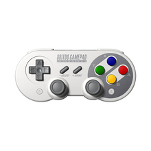 8Bitdo SN30 Pro Wireless Bluetooth Controller For Switch Console Classic Gamepad Joystick For Switch/Android/Windows/MAC OS professional sn30 pro sf30 pro wireless bluetooth game controller with joystick for windows android macos steam nintendo switch