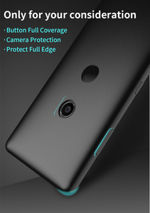 Image 2 - X Level Case For Sony Xperia 5 xz2 Premium xz3 xa3 xz4 compact Soft TPU Matte Touch Back Phone Cover For Sony xa3 Ultra case