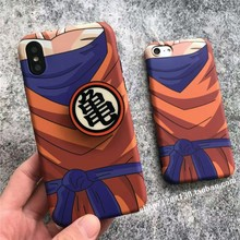 Dragon Ball Soft Silicon Case for iPhone