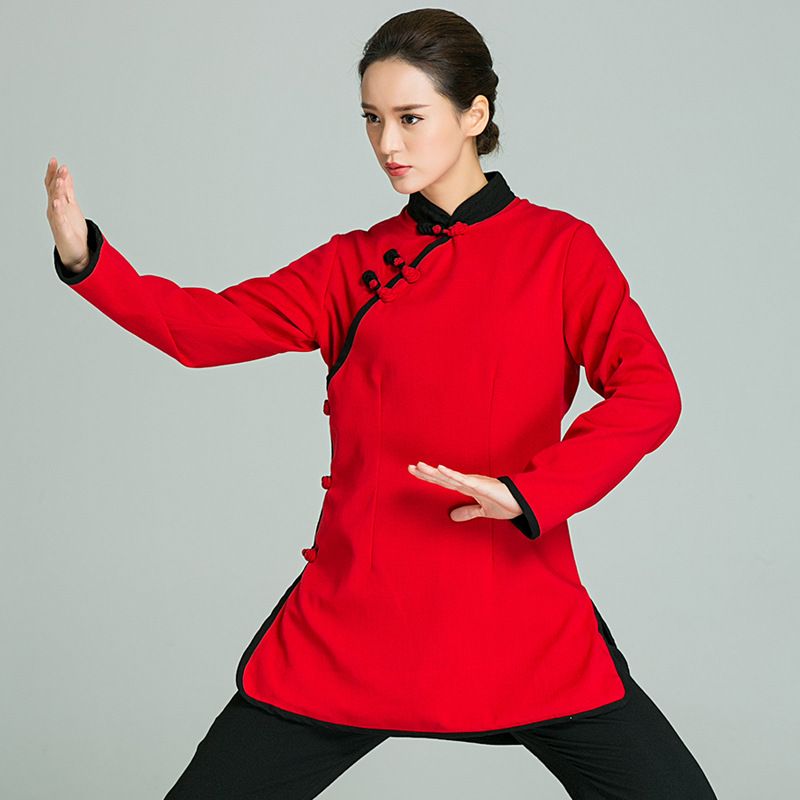Wushu Uniforms Suit Chinese Kung Fu Uniforms Plus Size Tai Chi Suit South Korea Clothing Martial Arts Sets Arte Martiale Set