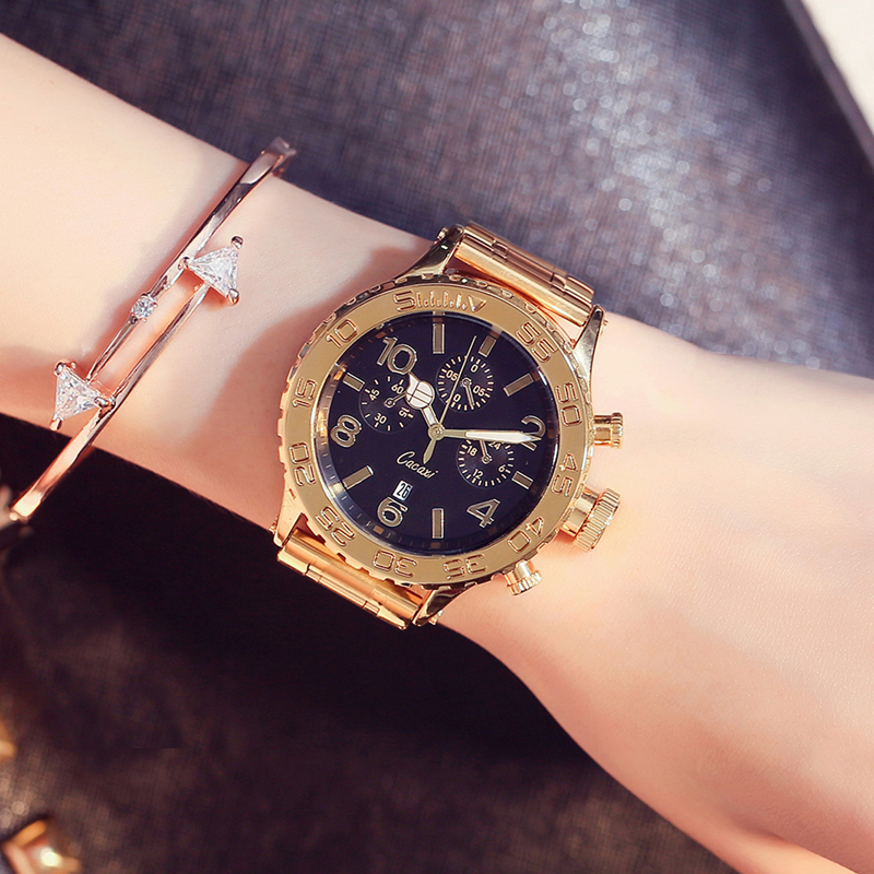 retro analog leather business com brown waterproof dp amazon band calendar big unique watch number with mens wristwatch watches casual quartz fashion face dress