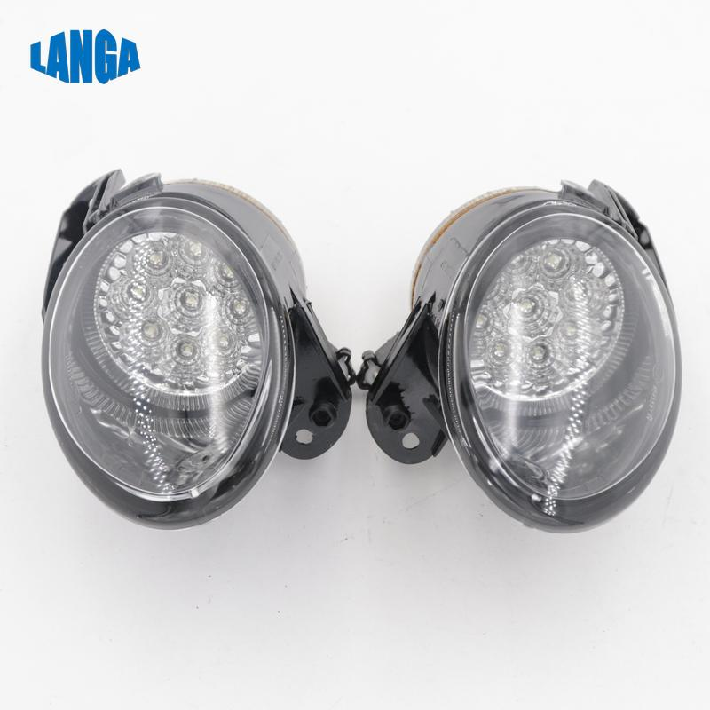 Halogen Fog Lamp Foglamp Fog light Set Nebelscheinwerfer Lampe for Volkswagen VW PASSAT B6 OE 3C0941699B