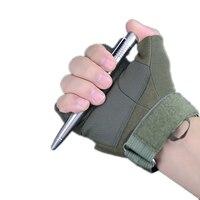 Hot Sale Portable Tungsten Steel Head Compass defensa personal Tactical Pen Outdoor Sports Emergency Self Defense Supplies
