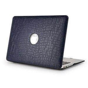 Image 4 - Für MacBook Air 13 Fall, aiyopeen PU leder mit hartplastik untere abdeckung Für MacBook Air Pro Retina 11 12 13 15