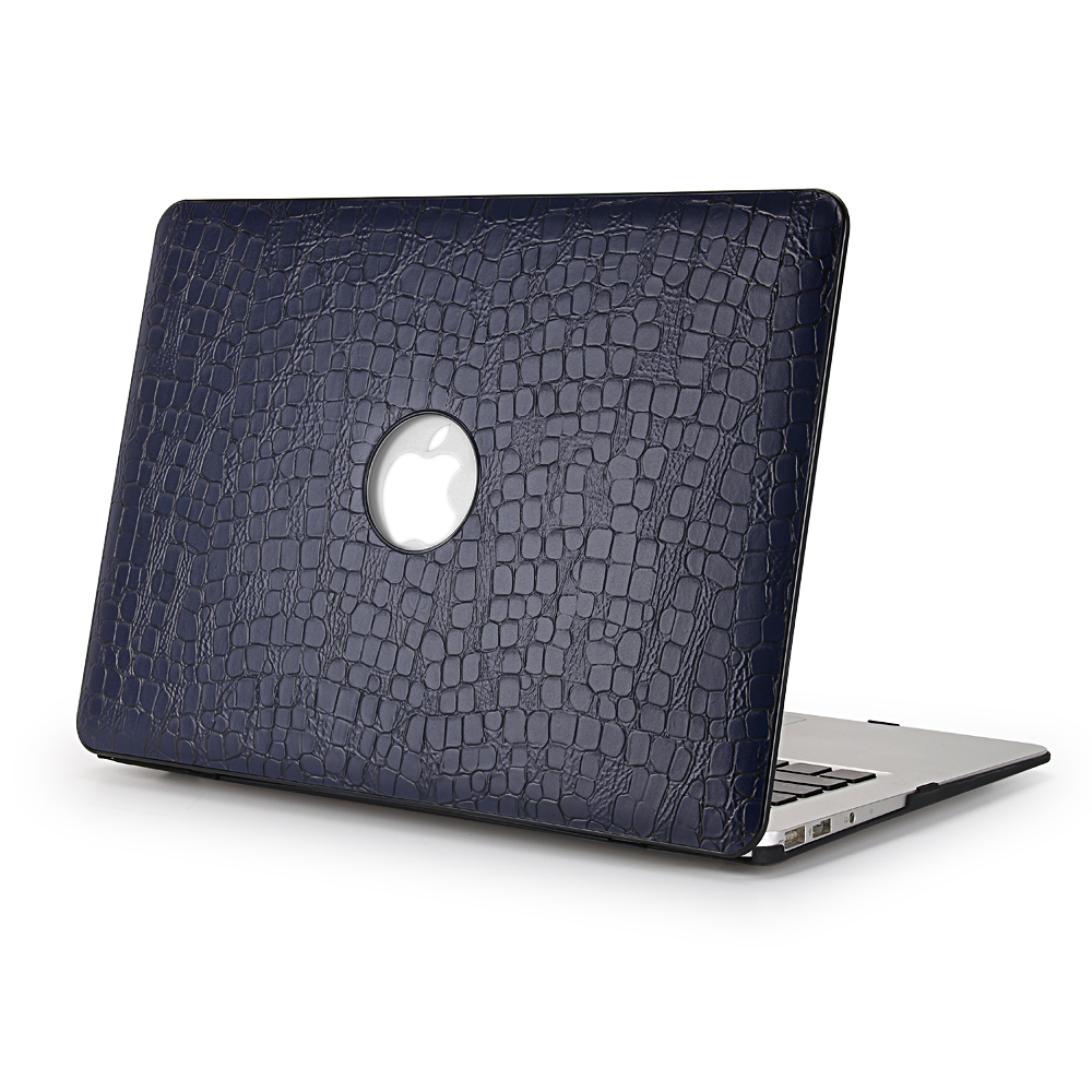 Image 4 - For MacBook Air 13 Case, Aiyopeen PU leather with hard plastic bottom cover For MacBook  Air Pro Retina 11 12 13 15-in Laptop Bags & Cases from Computer & Office