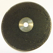 1 Pc Dental Lab Diamant Schijf Voor Model Trimmer Op Model Cleaning Werk Diameter 250 Mm (10 Inch), binnendiameter: 25 Mm En 32 Mm