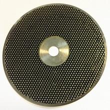 1 adet diş laboratuvarı elmas disk için Model giyotin Model temizleme iş çapı 250mm (10 inç), iç çapı: 25mm ve 32mm