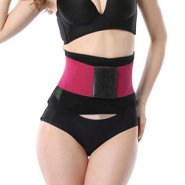 e3b0fa0c5fa Women Waist Trainer Corset Belt Body Shapers Modeling Strap Underwear Waist  Slimming Belt Shapewear Belly Slimming Sheath