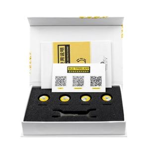 Image 2 - 最高センサー Bluetooth 4.0 車の外部センサー TPMS タイヤ空気圧監視システム BLE TPMS 低エネルギー Android と Ios 用
