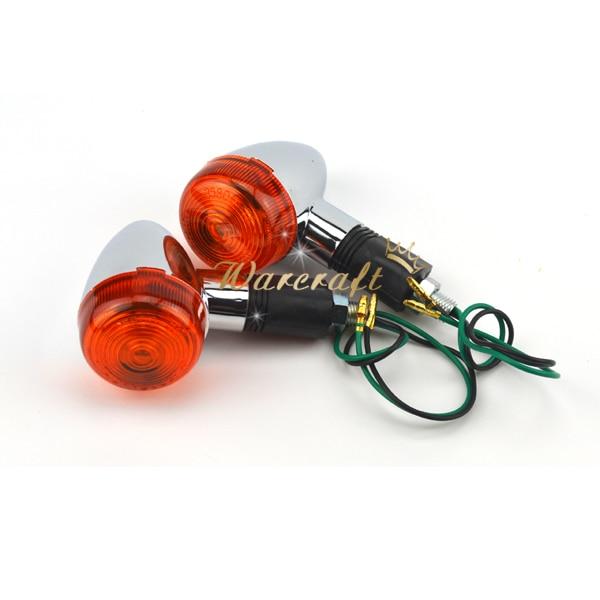 Accesorios de la motocicleta señal de vuelta de la luz indicadora de la lámpara