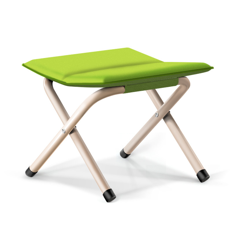 Marvelous Us 20 47 21 Off Folding Chairs Stool Durable Space Saving Bench Canvas Folding Stool Travel Outdoor Camping Fishing Barbecue Green In Camping Machost Co Dining Chair Design Ideas Machostcouk