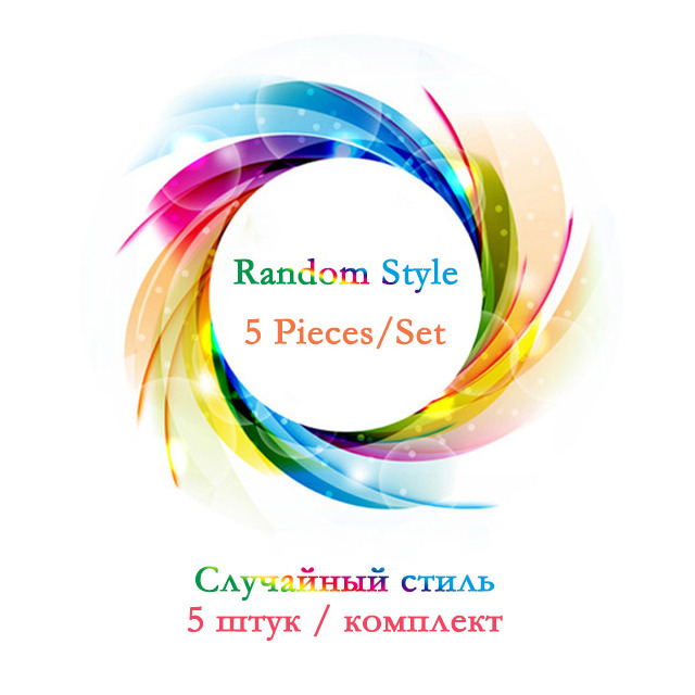 Random style-5 pcs