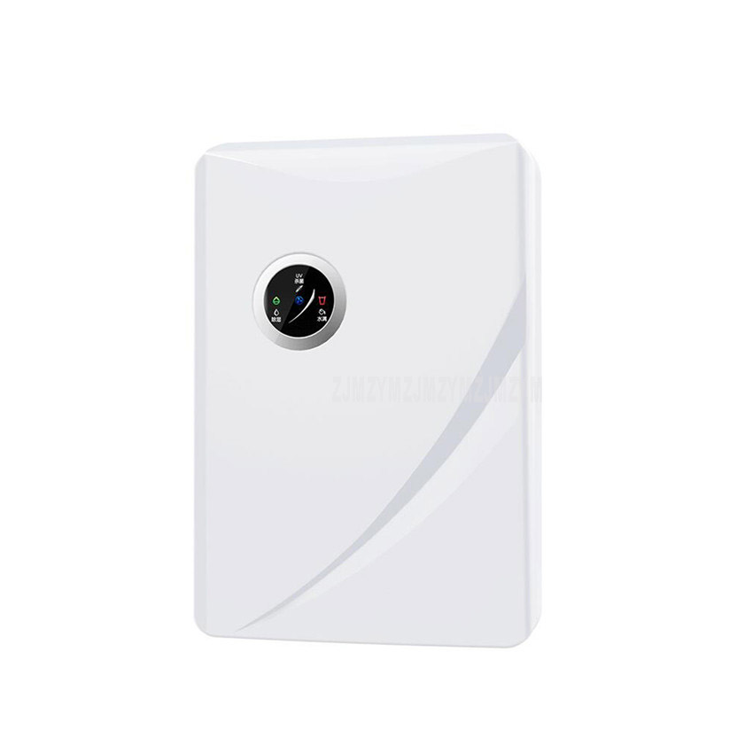 MD-01M 75W Home Electric Mini Dehumidifier Air Dryer Purify Moisture Absorber with 1500ml Water Tank for Home Bedroom OfficeMD-01M 75W Home Electric Mini Dehumidifier Air Dryer Purify Moisture Absorber with 1500ml Water Tank for Home Bedroom Office