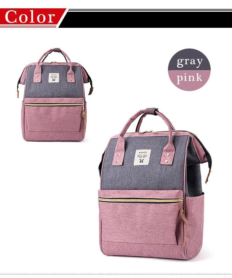 HTB1FFETPIfpK1RjSZFOq6y6nFXaA 2019 Korean Style oxford Backpack Women plecak na laptopa damski mochila para adolescentes school bags for teenage girls