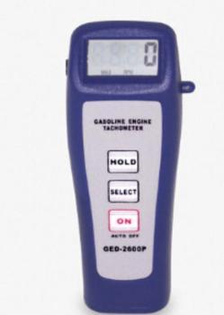 GED2600P Engine Laser Tachometer Motor Machine Automobile Rotate Speed Tester GED-2600P