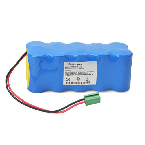 2000mAH New Patient Monitor Battery for GE DASH 1000 Eagle Monitor 1000 1006 1008 1009 501-305 AMED3545 303 444 09 OM11208 antonio josé barcelona