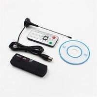 USB2 0 DAB FM DVB T RTL SDR E4000 Upgrade Verion Dongle StickDigitale TV Tuner