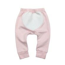 2018 Baby Pants Unisex Infant Newborn Boy Girl Clothing 100% Cotton